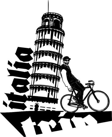 Italia Krzywa wieża w Pizie
