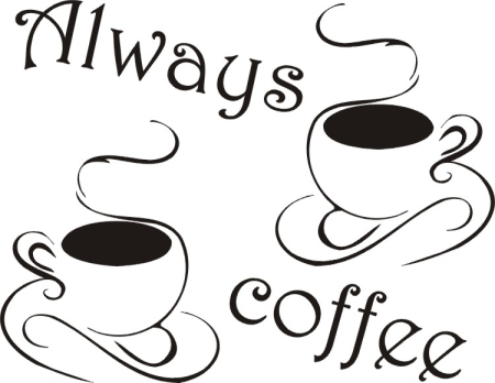 always coffee - zawsze kawa